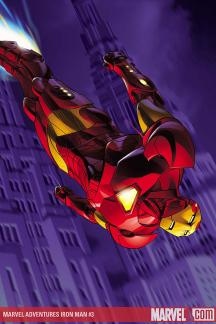 Marvel Adventures Iron Man (2007) #3