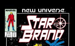 Star Brand (1986) #1
