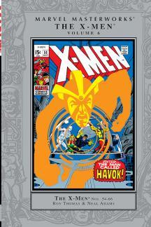 Marvel Masterworks: The X-Men Vol.6 (Hardcover)