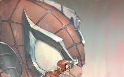MEGA MORPHS (2007) #3 COVER