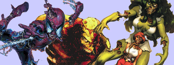 Preview of Marvels Zombies Assemble 0  Flickering Myth