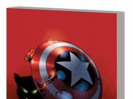 Captain America: Man & Wolf (Trade Paperback)
