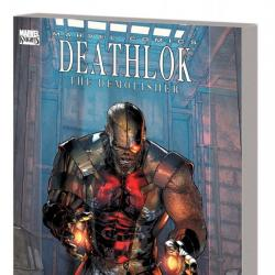 Deathlok (Trade Paperback)