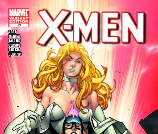 X-Men (2010) #13, Medina Variant