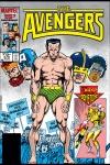Avengers (1963) #270 Cover