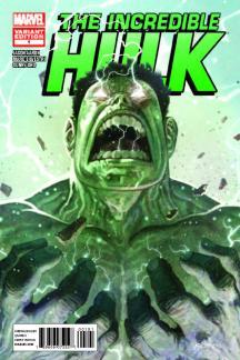 Incredible Hulk (2011) #1 (INCREDIBLE HULK 1 LADRONN VARIANT)