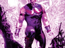 Five Favorite Avengers: Dan Abnett