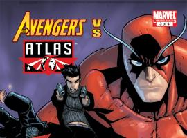Avengers Vs. Atlas (2010) #3