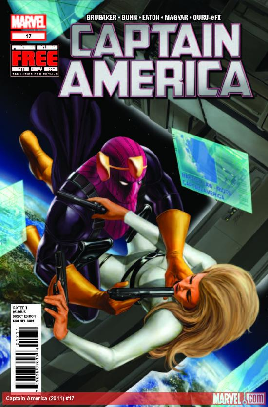 CAPTAIN AMERICA 17 (WITH DIGITAL CODE)