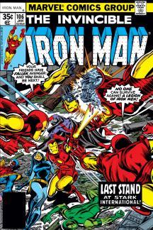 Iron Man #106