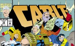 Cable (1993) #10 Cover