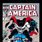 Captain America (1968) #348 Cover