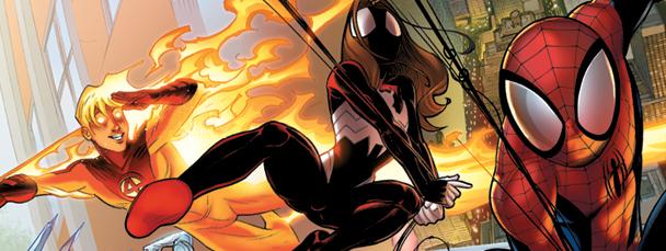 Get the Marvel Comics App Update for 1/30/13