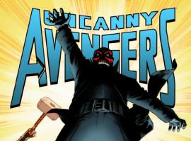 UNCANNY AVENGERS 3 2ND PRINTING VARIANT