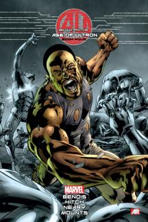 Age of Ultron #4  (2nd Printing Variant)