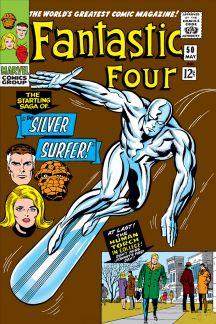 Fantastic Four (1961) #50