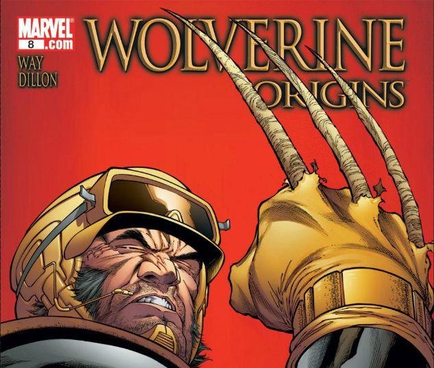 Wolverine Origins (2006) #8