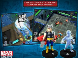 Marvel Super Heroes featured in TabApp Elite