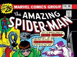 Amazing Spider-Man (1963) #158 Cover