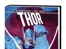 THOR: SEASON ONE PREMIERE HC (WITH DIGITAL CODE)