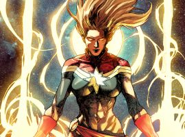 NYCC 2013: All-New Marvel NOW! Captain Marvel