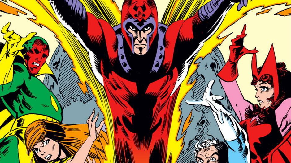 Trace The Roots Of Magneto's Family Tree