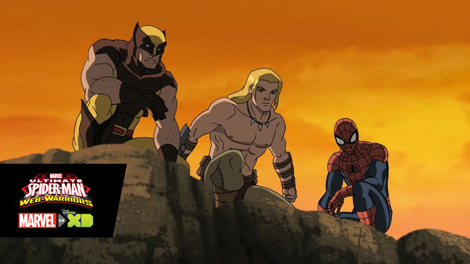 Marvel's Ultimate Spider-Man: Web-Warriors - Meet Ka-Zar