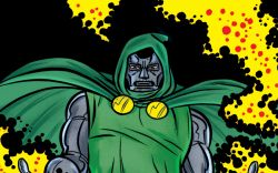 Back to Work With Doctor Doom