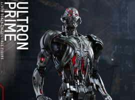 Hot Toys Marvel's Avengers: Age of Ultron: 1/6th scale Ultron Prime Collectible Figure