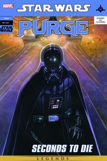 Star Wars: Purge - Seconds To Die #1