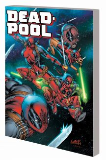 Deadpool Classic Vol. 12: Deadpool Corps (Trade Paperback)