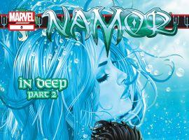 Namor (2003) #8