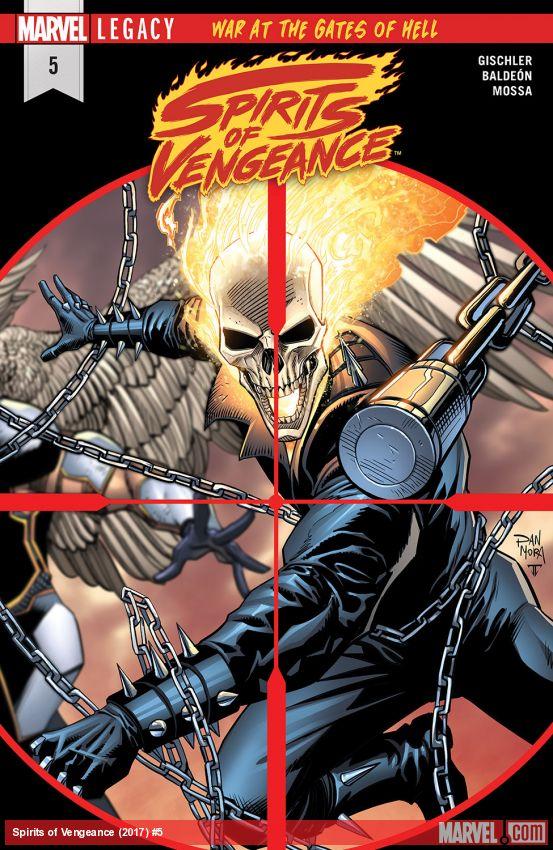 Spirits of Vengeance (2017) #5