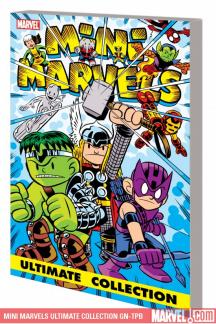 Mini Marvels Ultimate Collection GN-TPB (Trade Paperback)