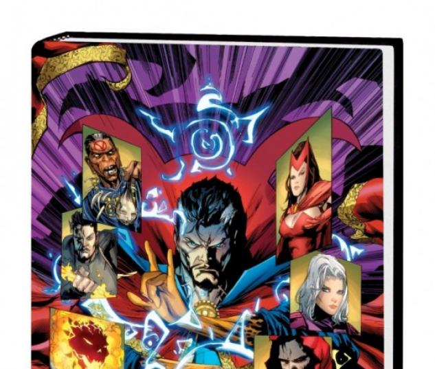 NEW AVENGERS VOL. 11: SEARCH FOR THE SORCERER SUPREME PREMIERE HC