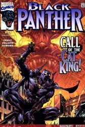 Black Panther #13 