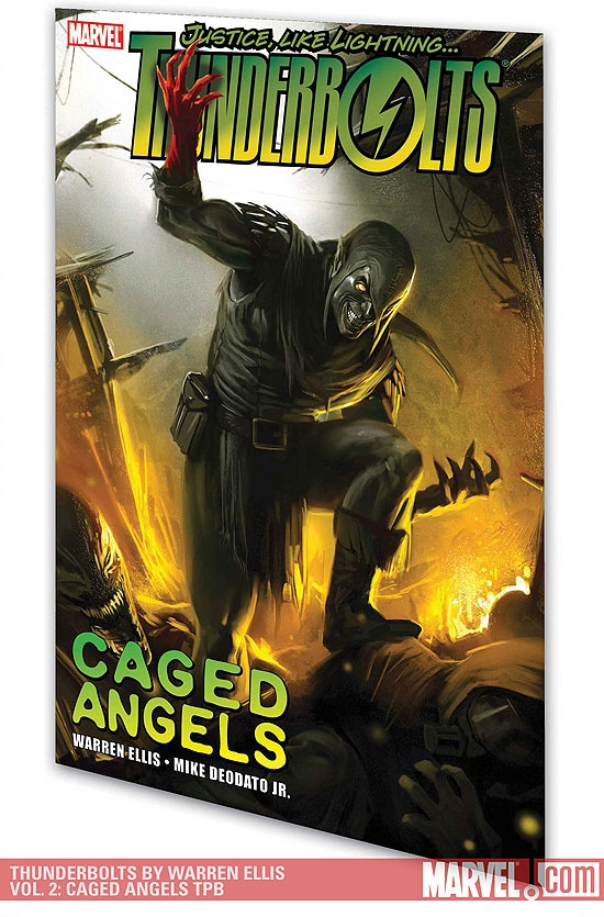 THUNDERBOLTS BY WARREN ELLIS VOL. 2: CAGED ANGELS #1