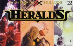 Paradise X: Heralds #2