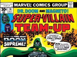 Super-Villain Team-Up #14