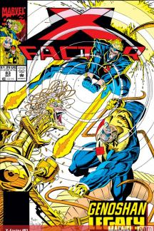 X-Factor (1986) #83