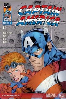 Captain America (1996) #8