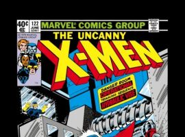 UNCANNY X-MEN #122