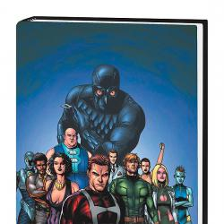 Squadron Supreme Vol. 1: The Pre-War Years Premiere (Hardcover)
