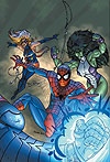MARVEL TEAM-UP (2007) #13 COVER