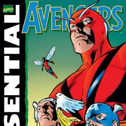 ESSENTIAL AVENGERS VOL. I TPB COVER