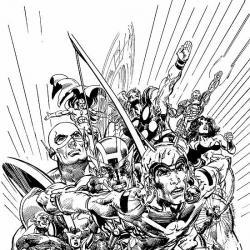 Avengers Finale (2004)