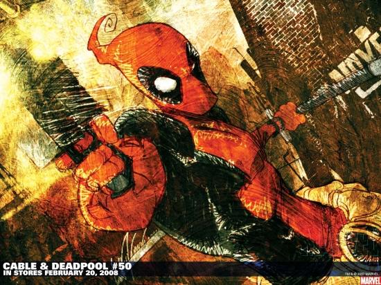 Cable & Deadpool (2004) #50 Wallpaper