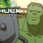 Planet Hulk: The Hulk Speaks!