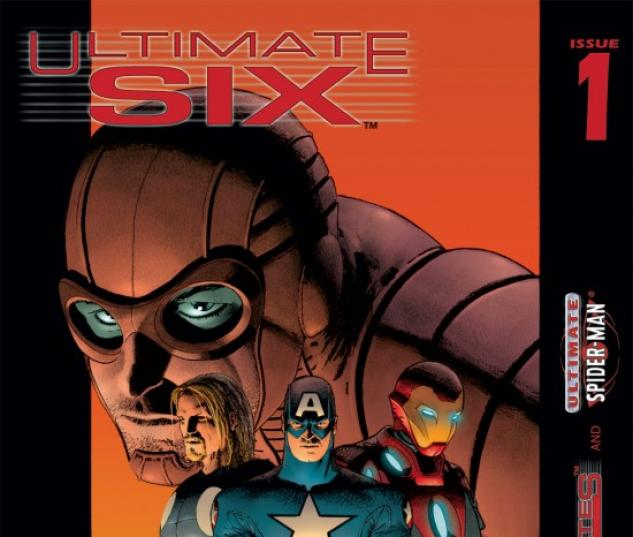 ULTIMATE SIX #1