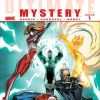 ULTIMATE COMICS MYSTERY #1 cover by J. Scott Campbell